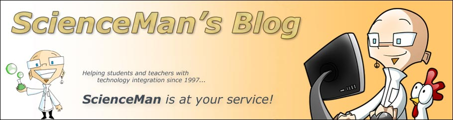 ScienceMan's Blog