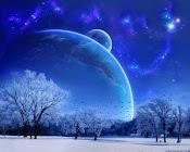 El infinito en la noche