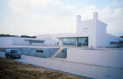 Gradozero tra modernisti e passatisti riflessioni sulla for Richard meier opere