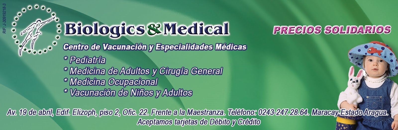 BIOLOGICS & MEDICAL, C.A. - Centro de Vacunación