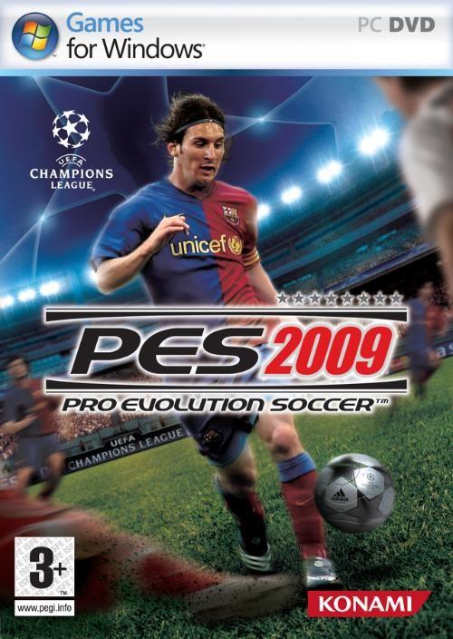 descargar PES 2009 juego completo para pc español