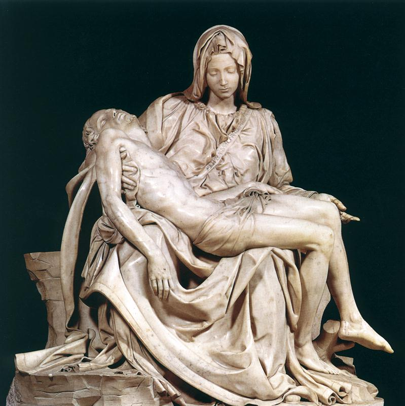 O renascimento - Escultura