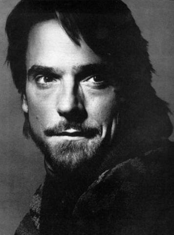 from Guillermo jeremy irons gay