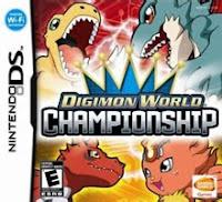 Digimon World Championship (U) | DS Roms