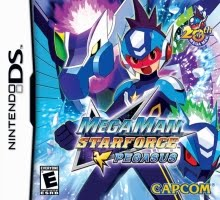 MegaMan Star Force: Pegasus (U) | DS Roms