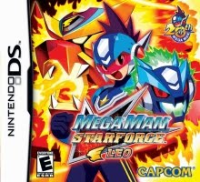 MegaMan Star Force: Leo (U) | DS Roms