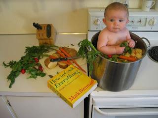 Baby pot