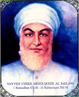 Syeikh Abdul Kadir Al Jailani