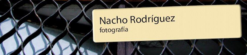 Nacho Rodríguez fotografía