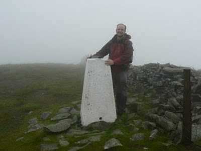 On Middleton Fell shortly before getting the call from my solicitor