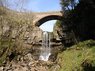 Ashgill Force - one of the finest waterfalls in the North Pennines