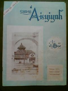 majalah SUARA AISYIYAH