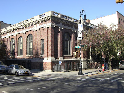 Brooklyn Public Library - Carroll Gardens branch