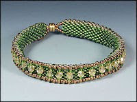 peyote beaded bracelet beki haley