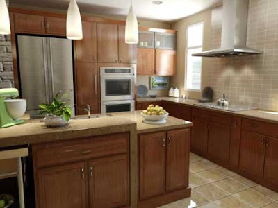 Kitchen Design On House Design Exterior Interior Interior Design