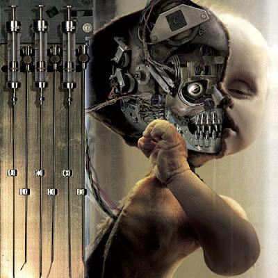 Transhuman Images: Cyborg Baby