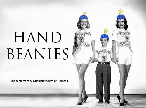 Hand Beanies