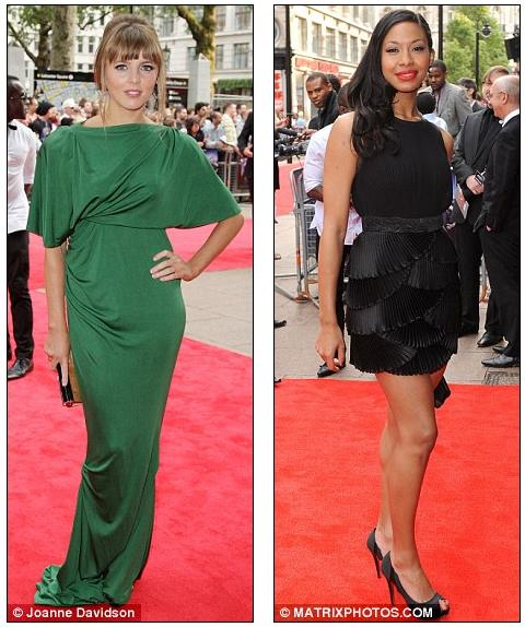 Ophelia S Adornments Blog May 2012: Ninety Nine Celeb: Ophelia Lovibond World Premiere