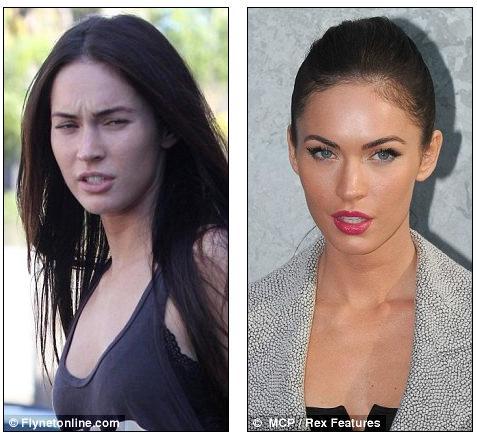 Megan Fox Makeup Transformers 2. megan fox transformers 2