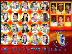 FORMANDOS 2010 - BARTOLOMEU