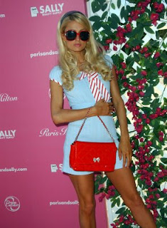 Celebrity Hair - Paris Hilton Hair Extensions