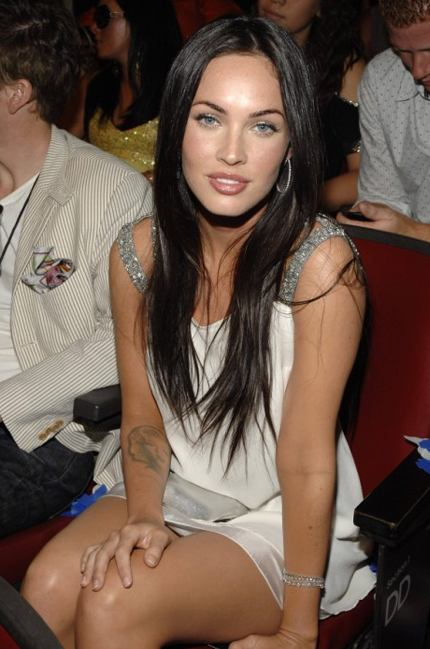 megan fox in transformers movie