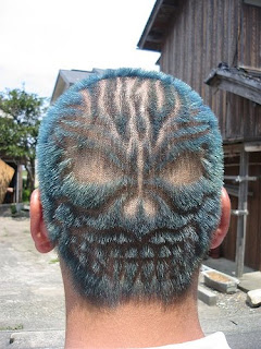 Tribal Hair Style