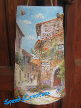 Tegoline a decoupage