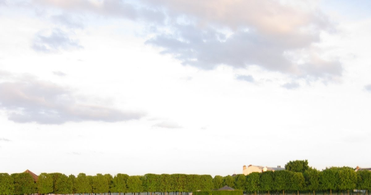 c'est quoi l'idée ?: L'anamorphose métamorphose les Jardins de St Germain