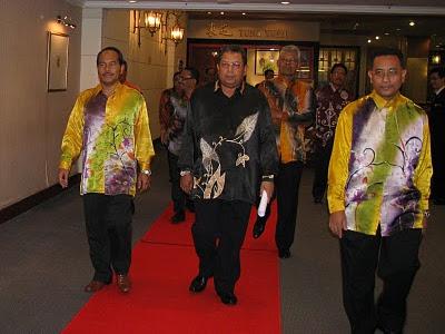 Majlis Perasmian Persidangan Perkasa 2010-2012 dan Majlis Makan Malam