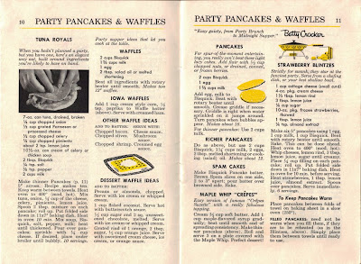 Aunt jemima bacon strip pancake recipie