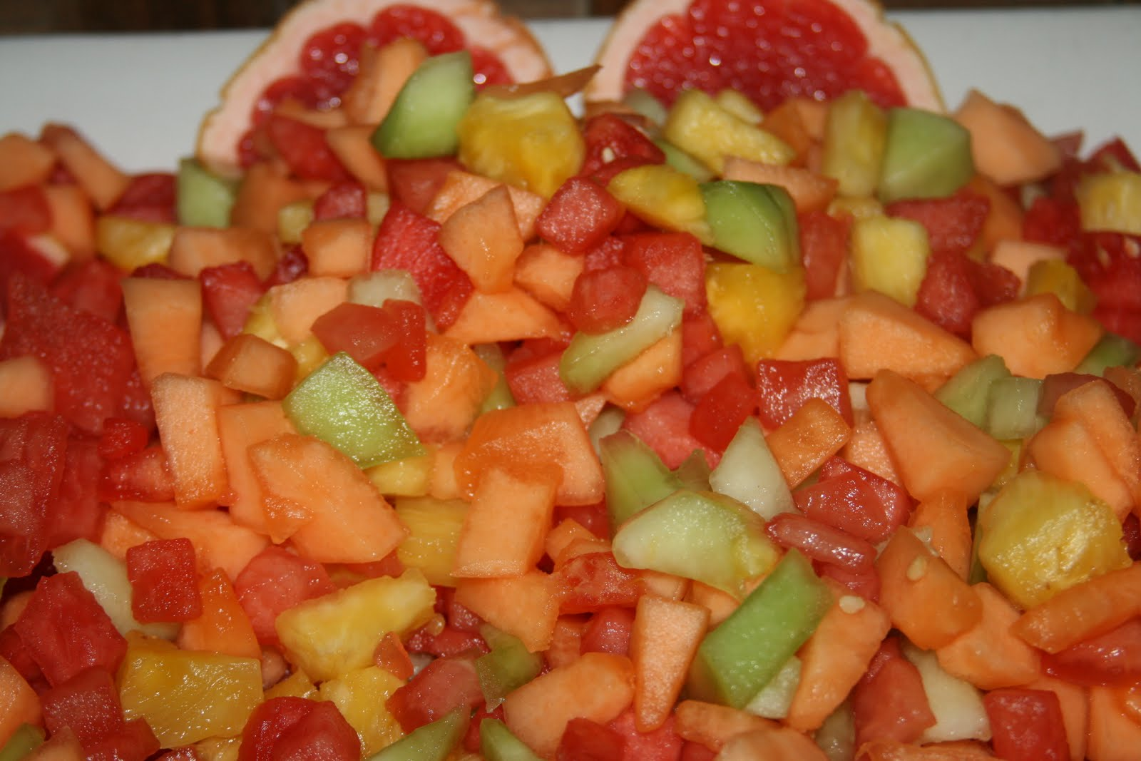 Tropical Fruit Salad Recipes — Dishmaps