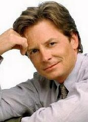 Canadian Actor MICHAEL J. FOX