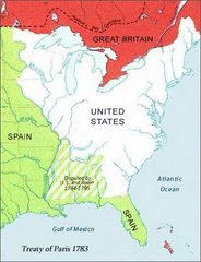 1783 A.D. Canada Remains Loyal to Great Britain as the United States Receives Independence