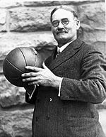 Basketball - Canadian Dr. James Naismith (From Ontario, Canada)
