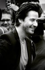 Canadian Actor KEANU REEVES