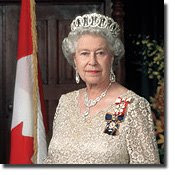The Canadian Monarchy - Sa Majesté la reine Elizabeth II / Her Majesty Queen Elizabeth II