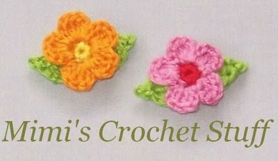 Crochet Memories, Free Autumn Leaves Fridgie pattern