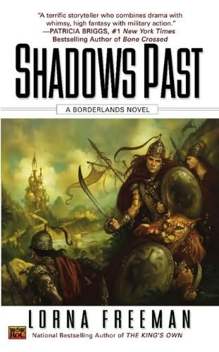 Shadow's Past (Borderlands Series: Book 3) by Lorna Freeman