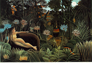 Henri Rousseau 1910 - The Dream