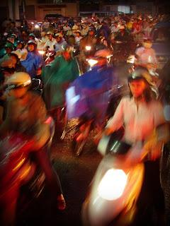 Saigon Rush Hour