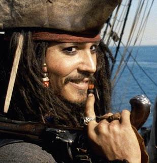 Jack Sparrow FOXY SNAKE Eyes