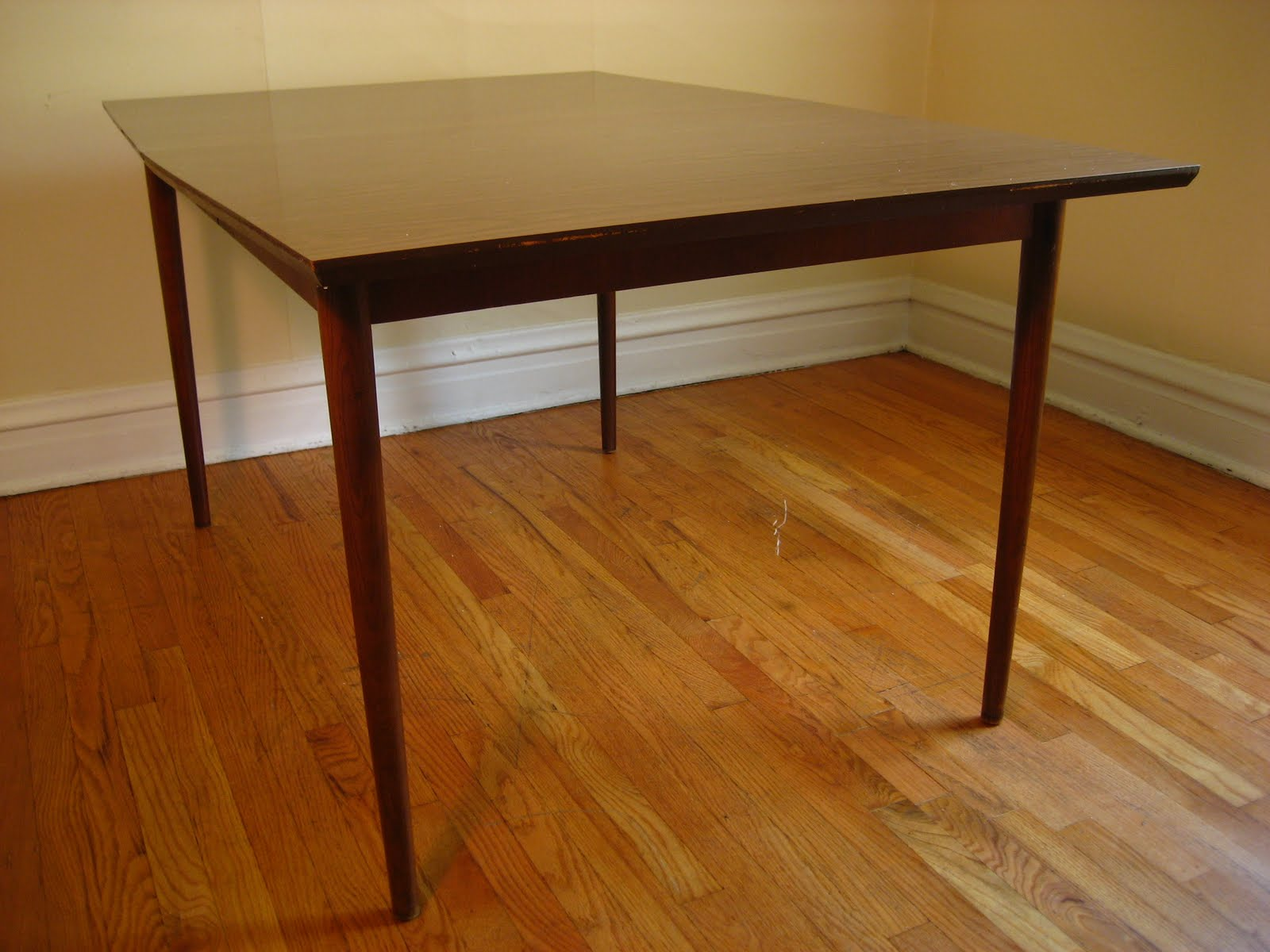 Flatout Design MCM Dining Table