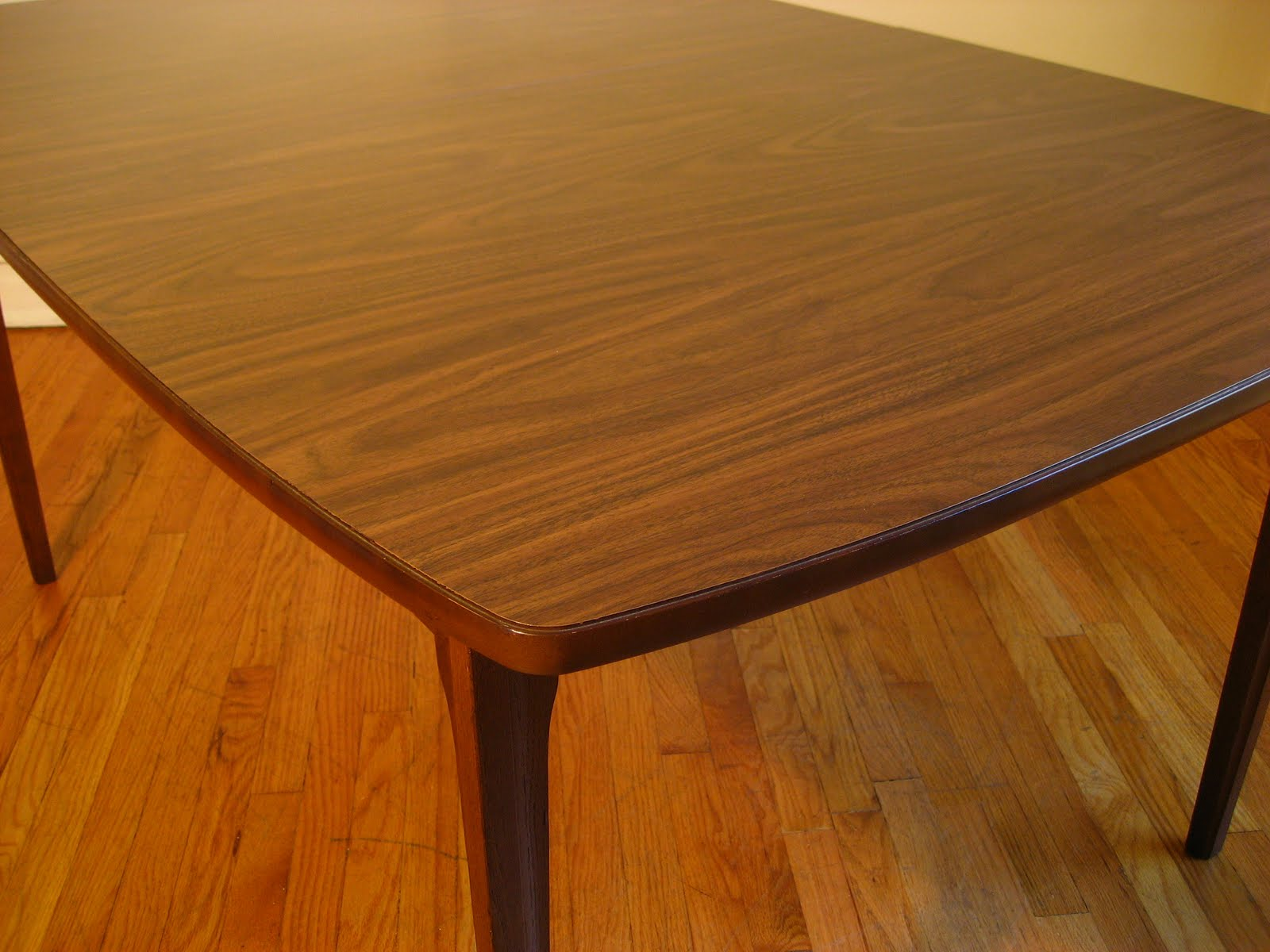 Flatout design mcm dining table - Formica top kitchen tables ...