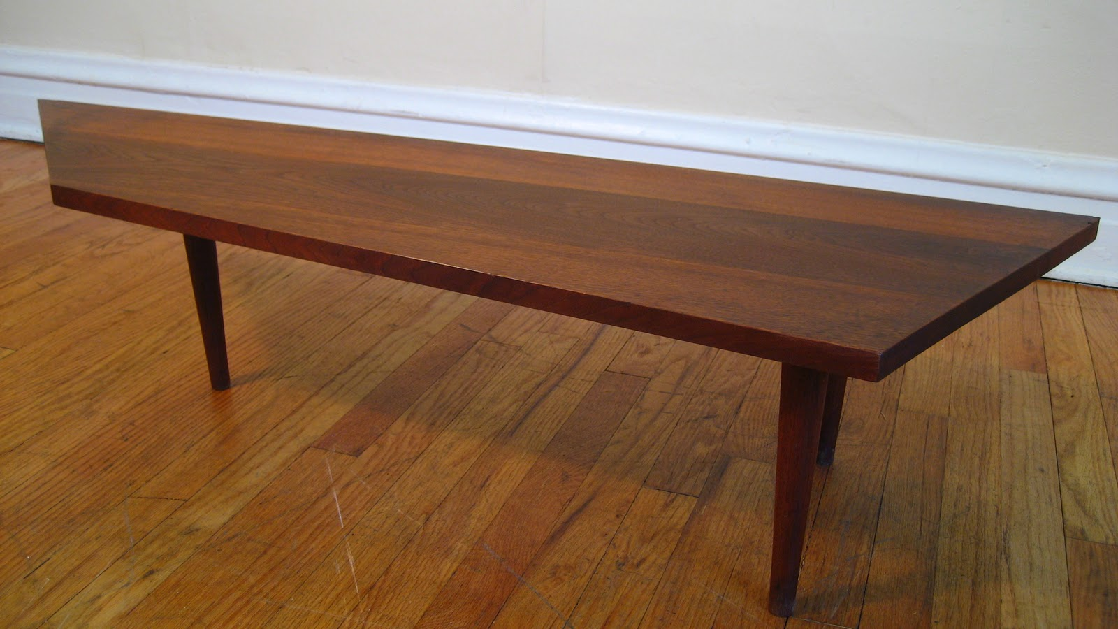 Tapered Coffee Table Legs Flatout Design Coffee Table