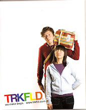 TRKFLD ad NYLON May issue 2008 issue