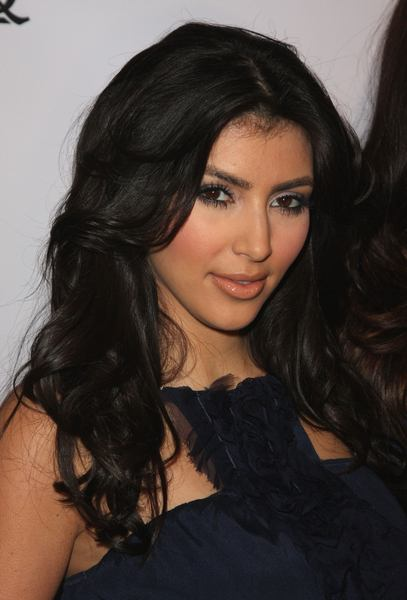 kim kardashian hair. How I Get Kim Kardashian Hair