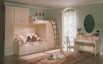 #6 Kidsroom Decoration Ideas