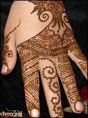 Emarati Henna Designs