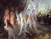 Espíritus de duendes y espiritistas